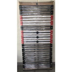 Lattenbodem verstelbaar-90x200