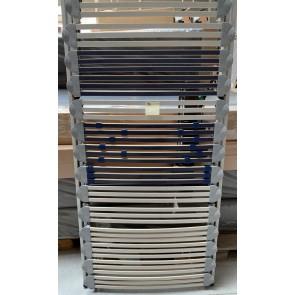 Lattenbodem elektro silver-90x200